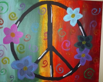 peace, love, and understanding