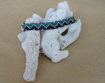 Miyuki ZigZag pattern bracelet