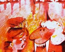 The Fearless Vampire Killers - Original Vintage Film Poster