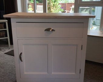 Washstand cupboard