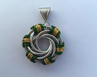Custom Maillestrom Pendant