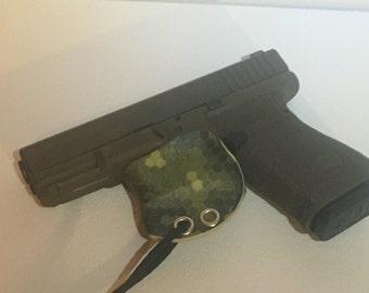 Glock 23/19 trigger gaurd holster