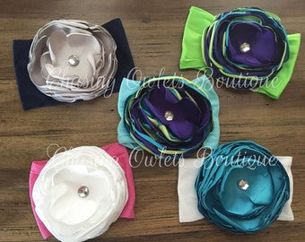 Baby Headbands or Book Bands