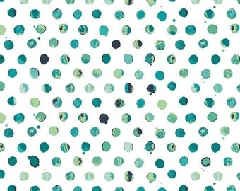 1 yard Dots tile Fresco cotton fabric fromLavish collection from Art gallery fabric