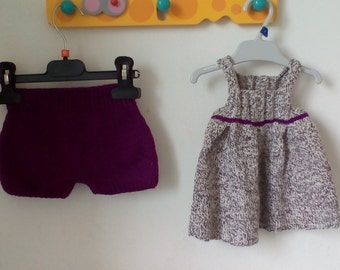 Set dress + Bloomer TRY