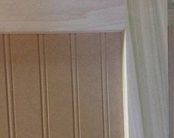 Paint grade beadboard shaker  we can mill any size you need.Give that kitchen a new look