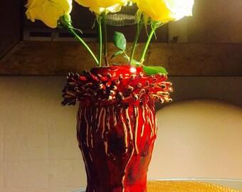 "Vase ""Sunflower"""