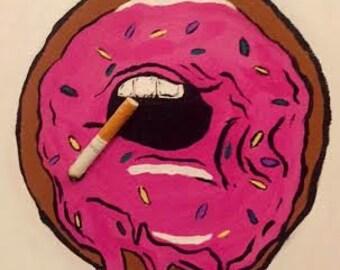 Donut Smokes Cigs