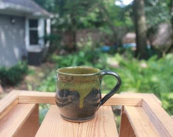 Green Blue Mug