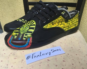 Costum shoes Pharaoh and Cross