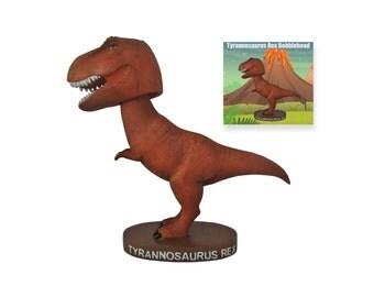 Tyrannosaurus Rex Bobblehead Figure