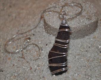 Sea Glass Wrap