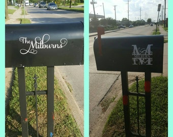 Mailbox and/or Wall decor