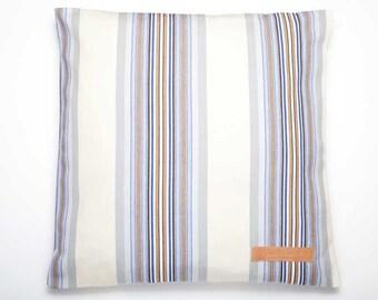 Pillow Blue stipes