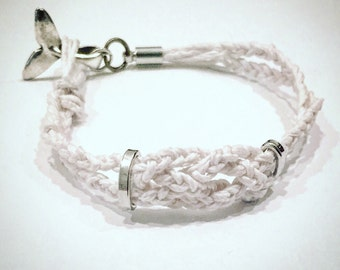 Mermaid Sailor's Knot Bracelet