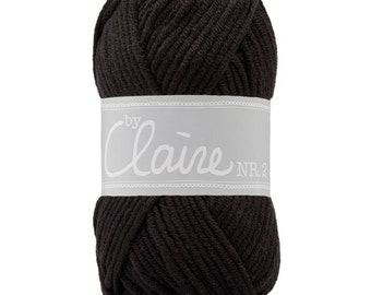 Claire's no. 2 black
