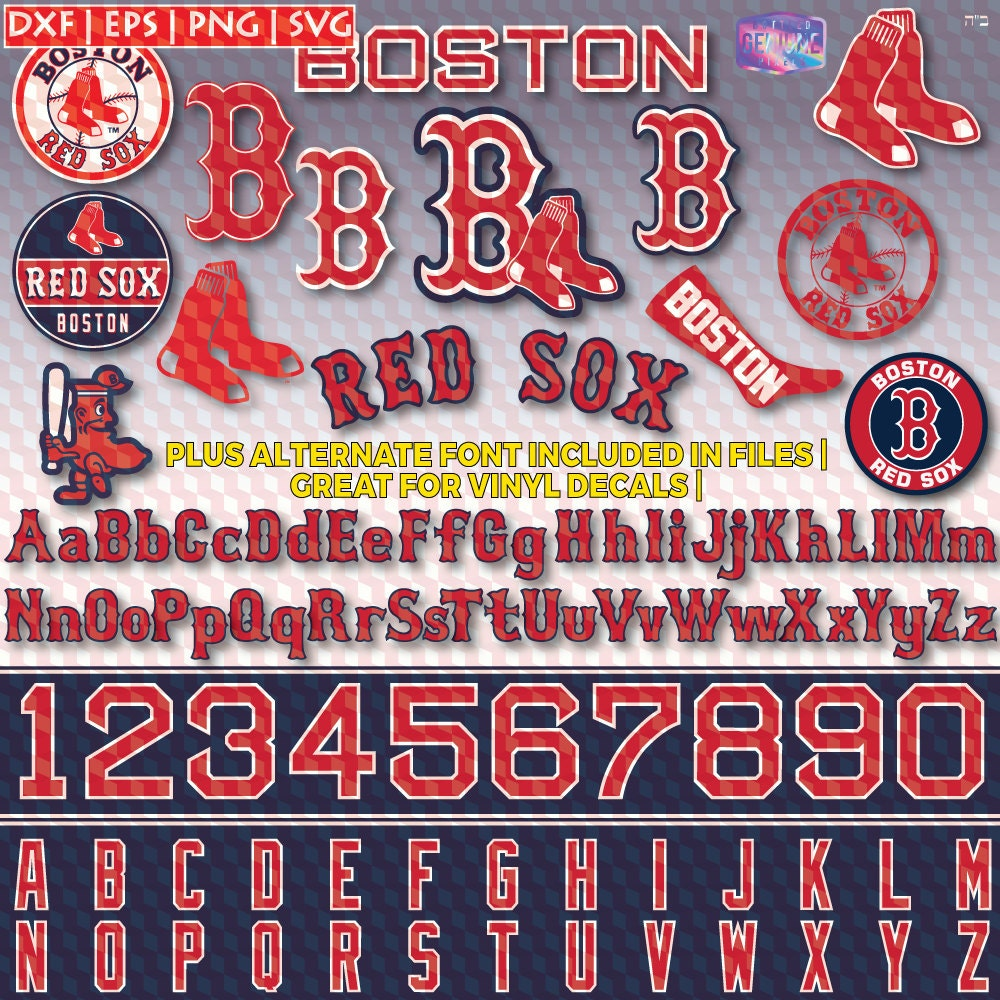 boston red sox logos red sox jersey fonts red sox t shirts Red Sox Printable Logo boston red sox logo font