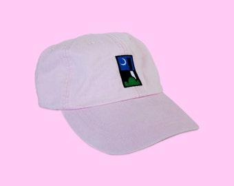 Sullivan's Island Hat (Pale Pink)