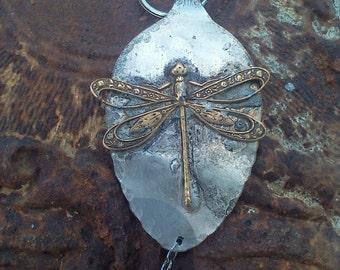 Dragonfly Purse Charm/ Keychain