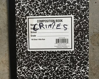 BOOK OF CRIMES