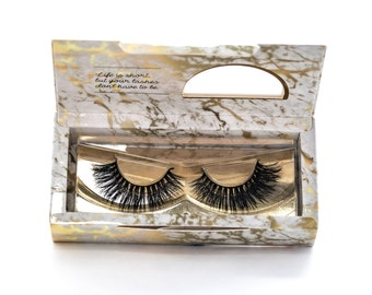 Lust In Love - Luxurious False Eyelashes Vegan and Cruelty Free