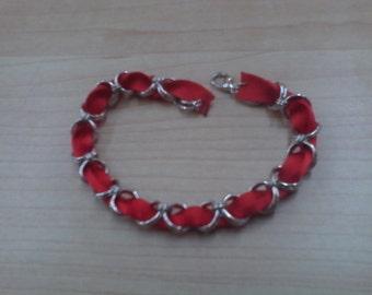 Chain Ribbon Bracelet