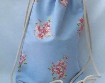 Fabric Drawstring bag