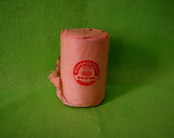 Sewing, Vintage, Industrial, Spool of Thread, Seaman & Cobb Co. 1940's
