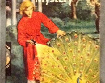 Nancy Drew- The Hidden Window Mystery by Carolyn Keene.