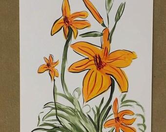 Lillies #11