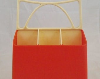 CLEARANCE - Vintage  Plastic Six Pack Carrier Picnic Toy  (51)