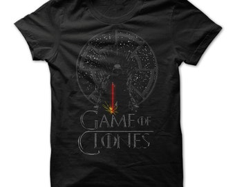 Star Wars T-shirt - Game Of Clones