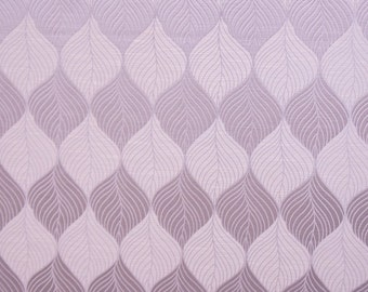 Drapery/Upholstery Jacquard Fabric Percy 444 Thistle By The Yard