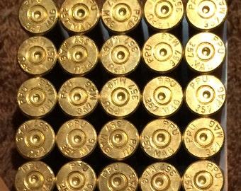20 Inert .357 Magnum Casings