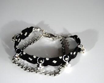 friendship and chic bracelet