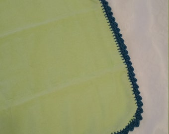 Baby Boy Burp cloth