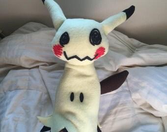 Mimikyu Pokemon Hand Puppet