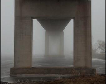 Fogged Out Bridge 2