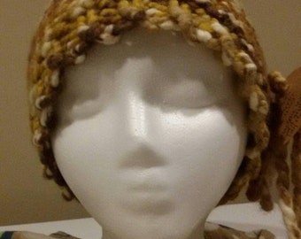 Indian corn hat