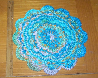 Pineapple Doily (Medium)