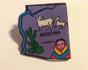 Arizona Pin