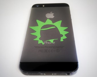 Rick and Morty Decal