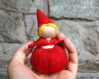 Waldorf Gnome Doll - Cool Stocking Stuffers for Tween Girls
