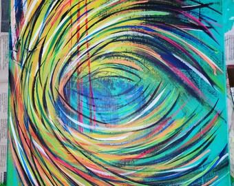 Ty Dye wookie eye