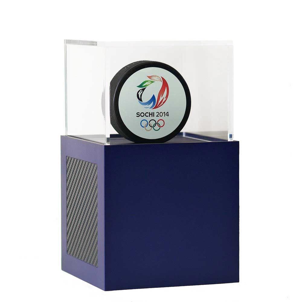 Hockey Puck Display Case Aluminum Modern Display Case