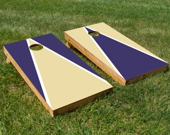 Washington Huskies Cornhole Board Set