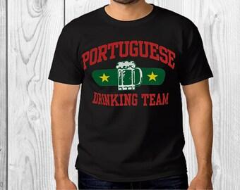 Portuguese Drinking Team
