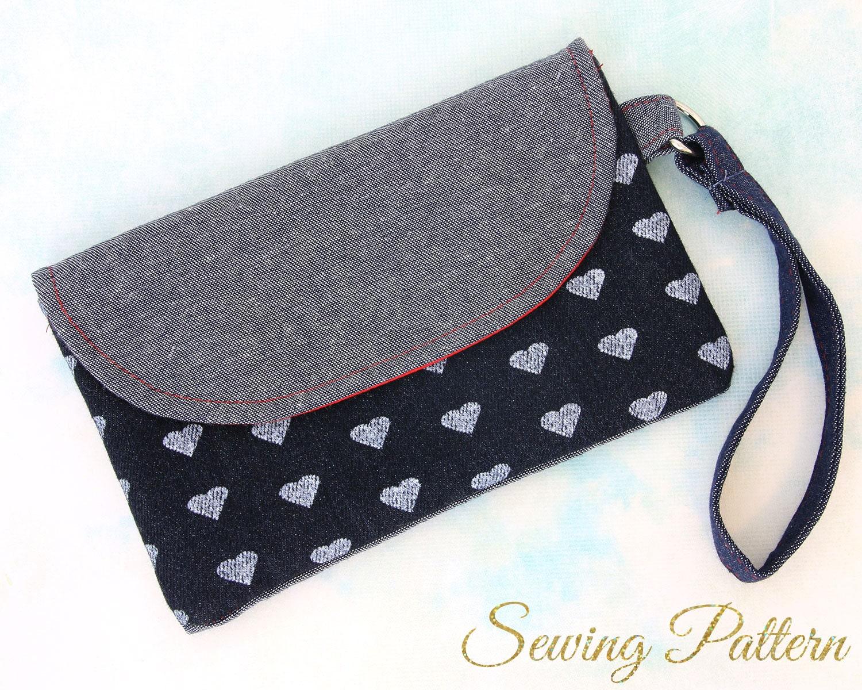 Clutch Purse Pattern: Lucy lou purse frame clutch by susieddesigns ...
