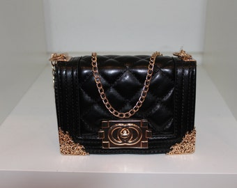 Kids Handbag Black