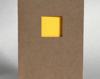 Pocket Notebook - Square Cover